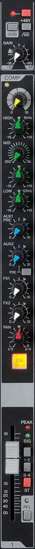 Input1 Yamaha MGP16X