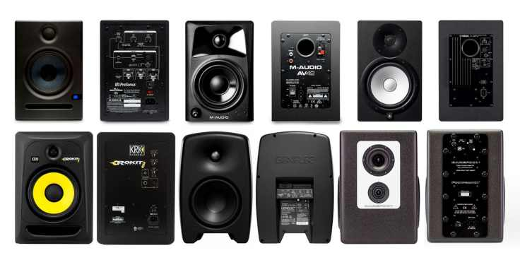 best-studio-monitors