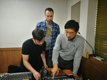 서울 카비넌트 교회 영어 예배 방송 팀 기술 교육(5주간)