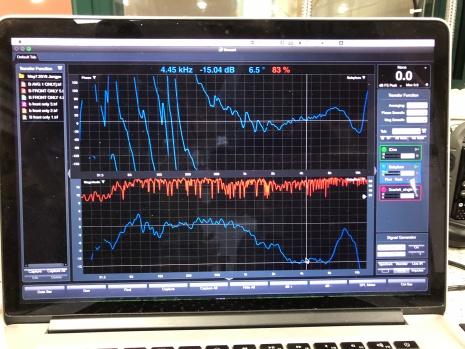 전문 측정 프로그램을 통한 정밀 측정과 분석